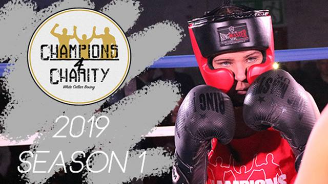 Champions for Charity Season 1 2019